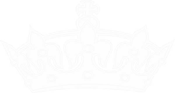 free black and white crown clipart - photo #47
