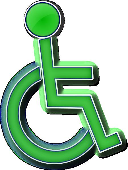 Handicap Symbol Clip Art at Clker.com - vector clip art online ...