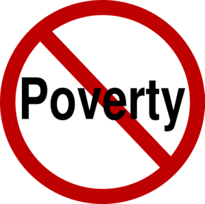 No Poverty Clip Art
