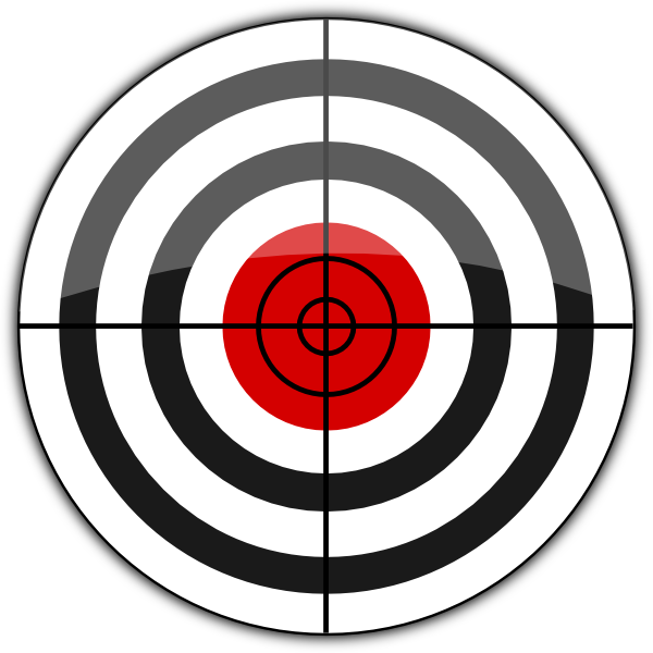 clipart of target - photo #19