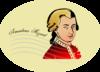 Mozart Clip Art