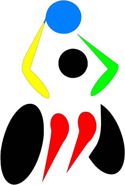 Paralympics Clip Art at Clker.com - vector clip art online, royalty ...