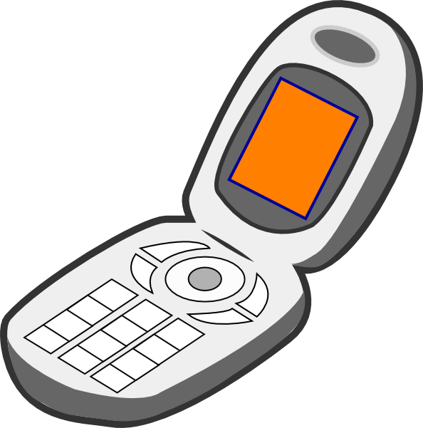 clipart pictures of mobile phones - photo #12