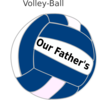Ourfather S Volley Ball Clip Art