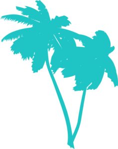 vector palm trees clip art at clker com vector clip art online rh clker com vector palm tree free vector palm tree free download