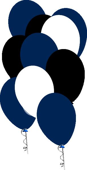Balloon Bouquet Clip Art At Clker Com Vector Clip Art