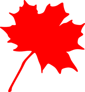 maple leaf clip art at clker com vector clip art online royalty rh clker com maple leaf vector file maple leaf vector logo