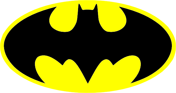Batman Logo Clip Art At Clker Vector Online Royalty