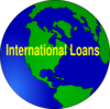 Internal Loans Globe Clip Art