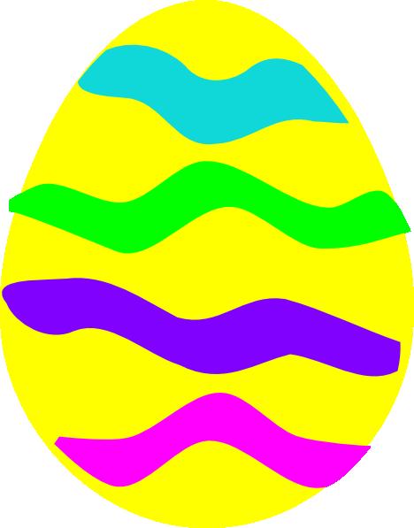 Easter Egg Clip Art at Clker.com - vector clip art online ...