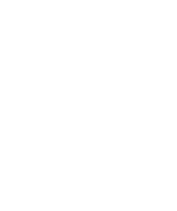 Simple White Airplane Shape Clip Art