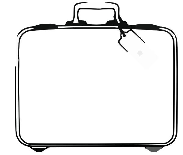 Sweden Suitcase clip artLuggage Clipart
