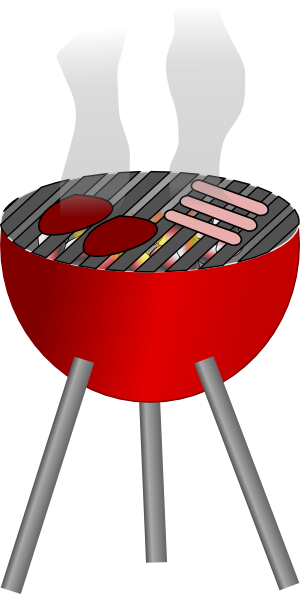 Clip Art Grill Clip Art barbecue grill clip art at clker com vector online download this image as