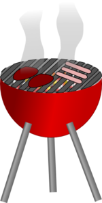 Barbecue Grill Clip Art