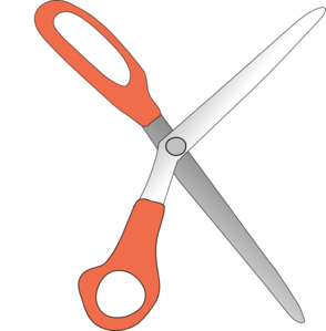 Scissors Letter  K  Clip Art