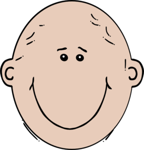 Bald Woman Clip Art
