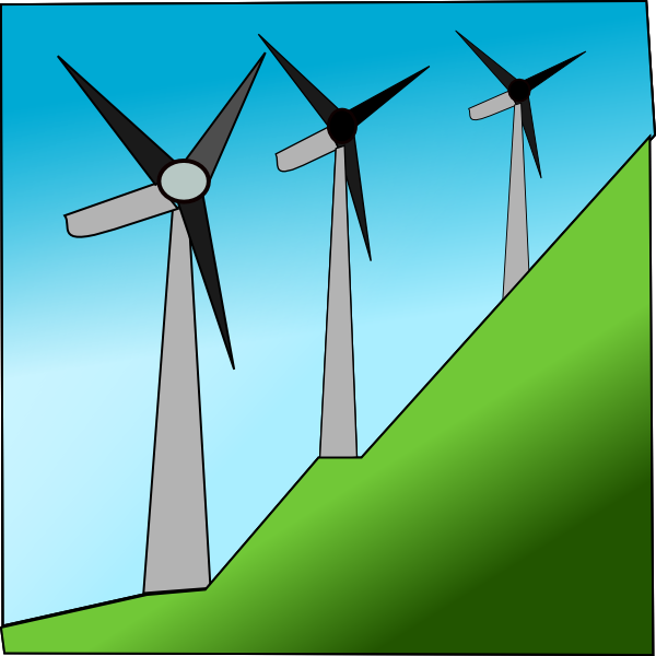 Wind Clip Art at Clker.com - vector clip art online, royalty free ...