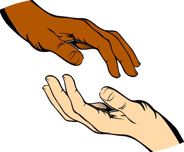 gentle hands clipart - photo #13
