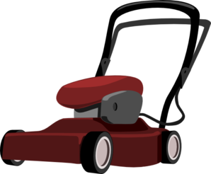 lawn mower 2 clip art at clker com vector clip art online royalty rh clker com lawn mower clipart images lawn mowing clip art free
