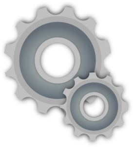 Gear-system-settings Clip Art