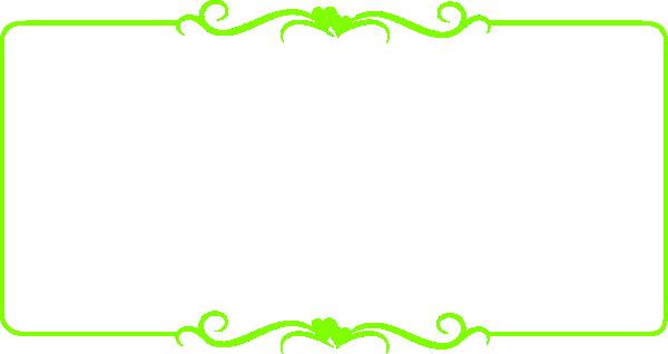 Bills Green Scroll Clip Art at Clker.com - vector clip art online, royalty  free & public domain