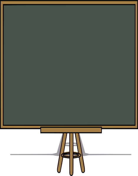 Long drawing board clip art at vector clip art for The drawing board