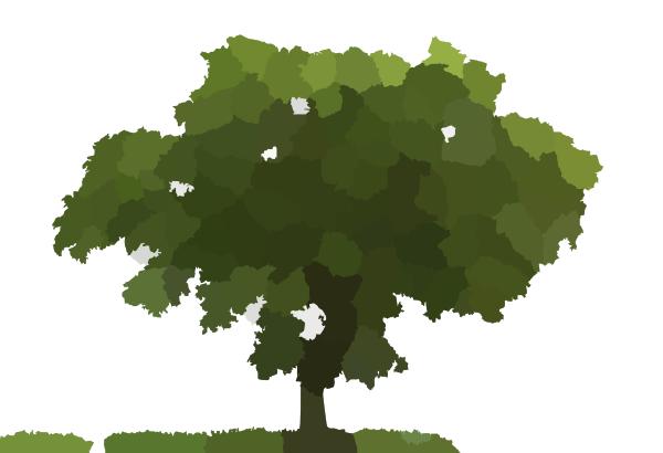 loan oak tree clip art at clker com