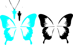 Butterfly Wings Clip Art