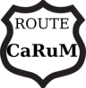 Route Carum Clip Art