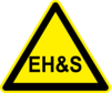Eh&s Hazard Triangle Clip Art