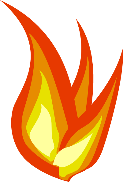 clipart flames of fire - photo #30