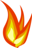 Mini Fire 4 Clip Art