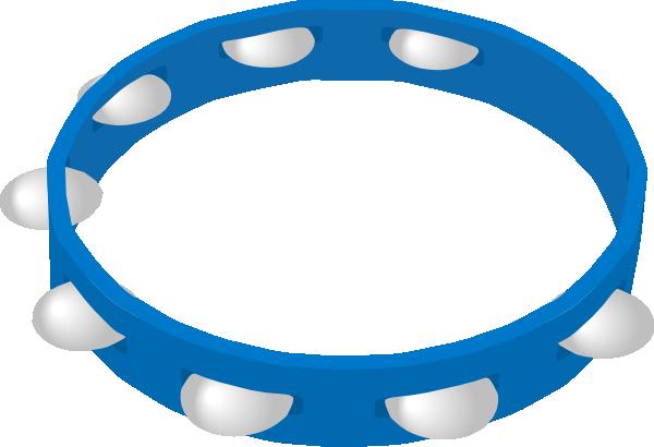 Tambourine clip art