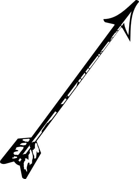 Arrow clip artIndian Bow And Arrow Clip Art