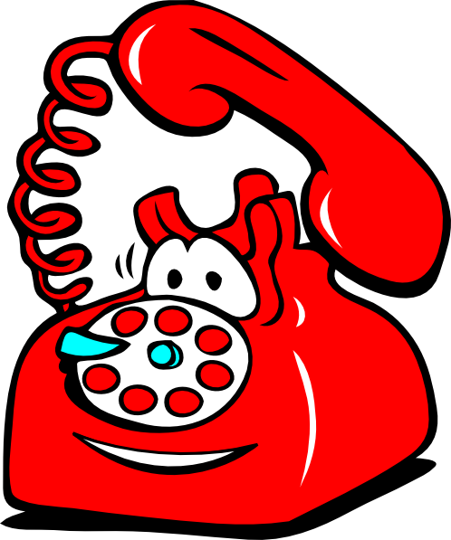 free clipart phone book - photo #18