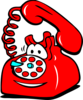 Fun Telephone Clip Art