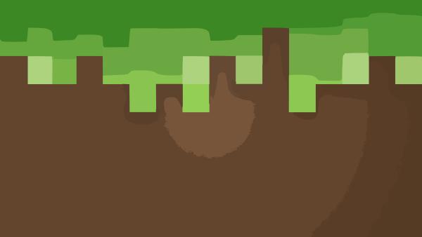 Minecraft Logo Clipart