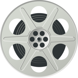 movie reel clip art at clker com vector clip art online Movie Ticket Clip Art movie reel clipart black and white