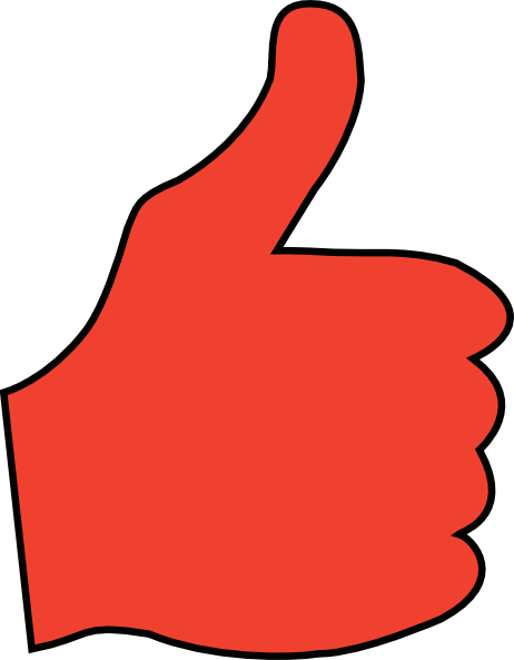 thumbs up clip art at clker com vector clip art online royalty rh clker com thumbs up clip art free childcare thumbs up clipart