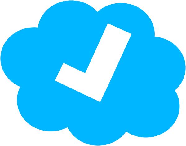 Twitter Symbol Clip Art At Clker Vector Clip Art Online