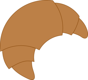 Croissant Clip Art At Clker