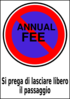 Annual Fee Clip Art