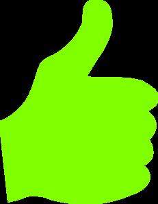 Thumbs Up Clip Art at Clker.com - vector clip art online, royalty ...
