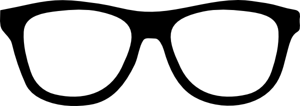 nerdy glasses clip art at clker  vector clip art