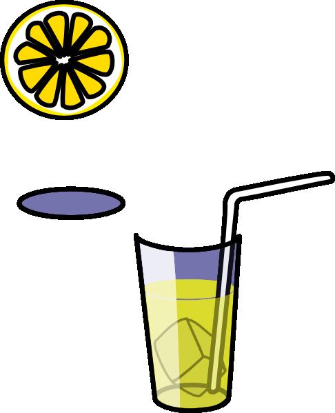 glass of lemonade clip art at clker com vector clip art online rh clker com lemonade clipart teachers pay teachers lemonade clipart free
