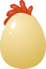 Chicken Egg Clip Art