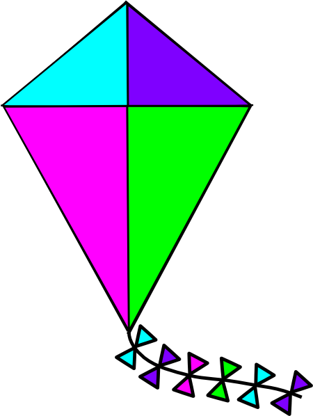 clipart free kite - photo #1