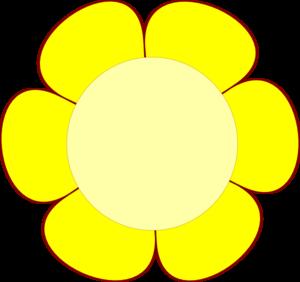 Flower Petal Clip Art
