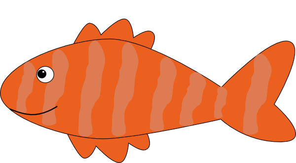 cartoon fish. Cartoon Fish