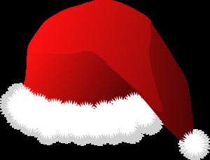 santa hat small clip art at clker com vector clip art online rh clker com santa claus hat clipart free Real Santa Claus